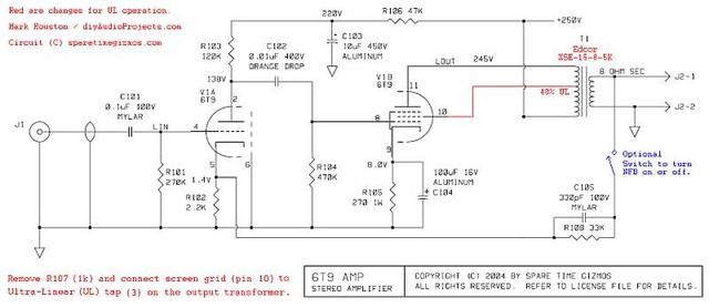 on orange amp schematic